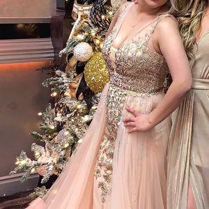 JVN by jovani dress